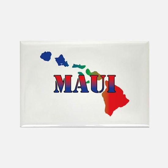 Maui Hawaii Magnets