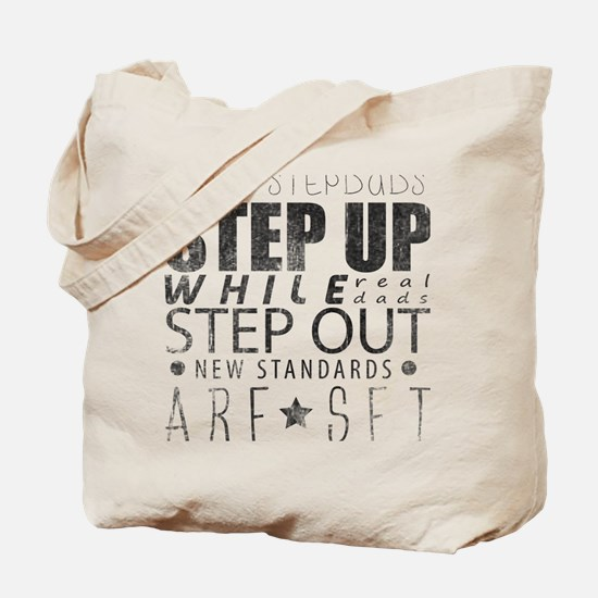 Cute Stepdad Tote Bag