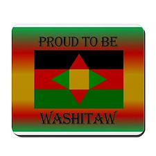Washitaw Proud Mousepad