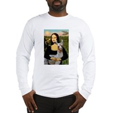Mona's Baby Llama Long Sleeve T-Shirt