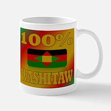 100% Washitaw Mug