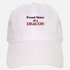 Proud Sister of a Deacon Cap