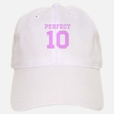 PERFECT 10 - PINK Baseball Baseball Cap