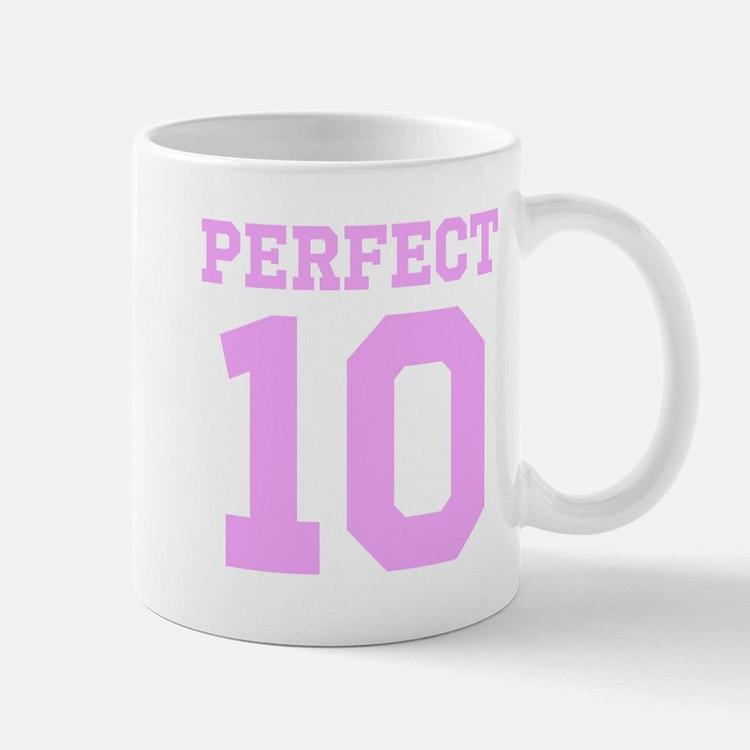 PERFECT 10 - PINK Mug