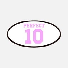 PERFECT 10 - PINK Patch