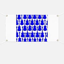 Blue Ukuleles Banner