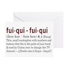 Fuiqui Fuiqui Greeting Cards (Pk of 10)