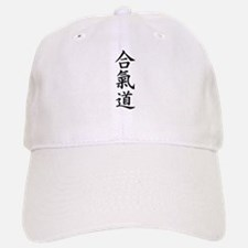 Aikido Baseball Baseball Cap