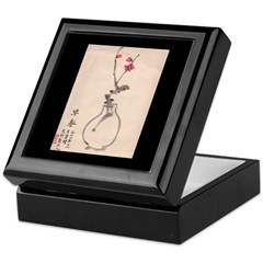 Chinese Painting Keepsake Box