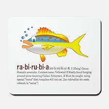 Rabirubia Mousepad
