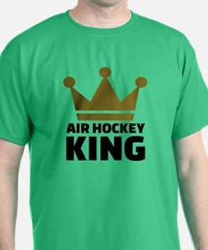Air hockey King T-Shirt