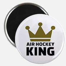Air hockey King Magnet