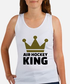 Air hockey King Women's Tank Top