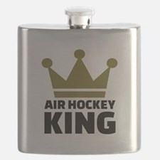 Air hockey King Flask
