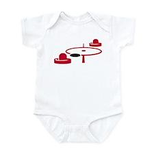 Air hockey Infant Bodysuit