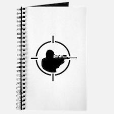 Airsoft crosshairs Journal