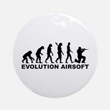 Evolution Airsoft Round Ornament