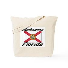 Melbourne Florida Tote Bag