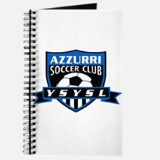 Azzurri Logo Journal