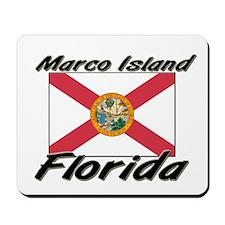 Marco Island Florida Mousepad