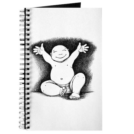 Buddha Baby Journal