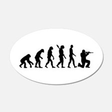 Evolution Airsoft Wall Decal