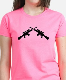 Airsoft weapons Tee