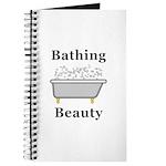 Bathing Beauty Journal