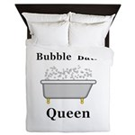 Bubble Bath Queen Queen Duvet