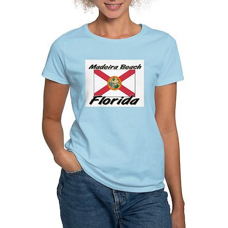 Madeira Beach Florida Women's Light T-Shirt