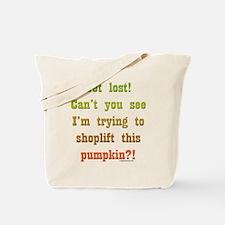 Unique Pregnant halloween Tote Bag