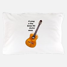 song a day Pillow Case