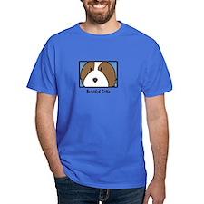 Anime Fawn Bearded Collie T-Shirt