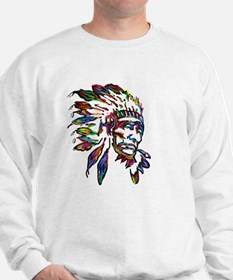 Cute Native american chiefs Sweatshirt