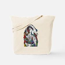 Cute Chief Tote Bag