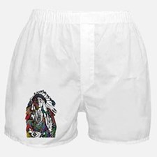 Cute Chief joseph Boxer Shorts
