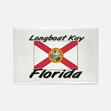 Longboat Key Florida Rectangle Magnet