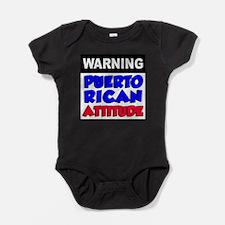Cool Puerto rican italian baby Baby Bodysuit