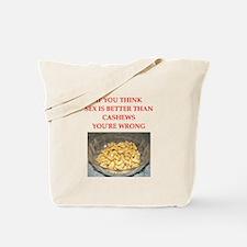 cashews Tote Bag