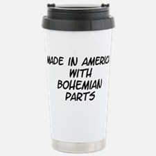 Unique World culture Travel Mug