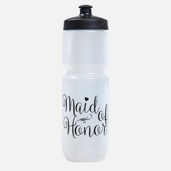 Cute Matron of honor Sports Bottle