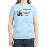 Plato 8 Women's Light T-Shirt