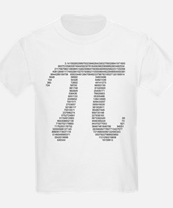 pi in numbers T-Shirt