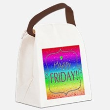 Unique Black friday Canvas Lunch Bag