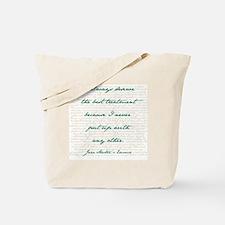 Funny Jane austen Tote Bag
