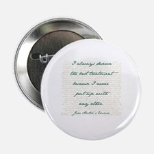 "Funny Jane austen 2.25"" Button"