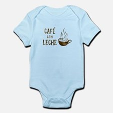 cafe con leche Body Suit