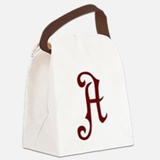 Aonly.png Canvas Lunch Bag