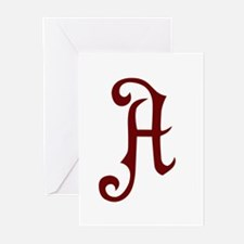 A is for... Greeting Cards (Pk of 10)