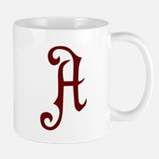 A is for... Mug